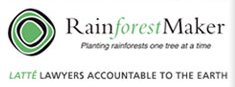 Proud Sponsor of Rainforest Maker